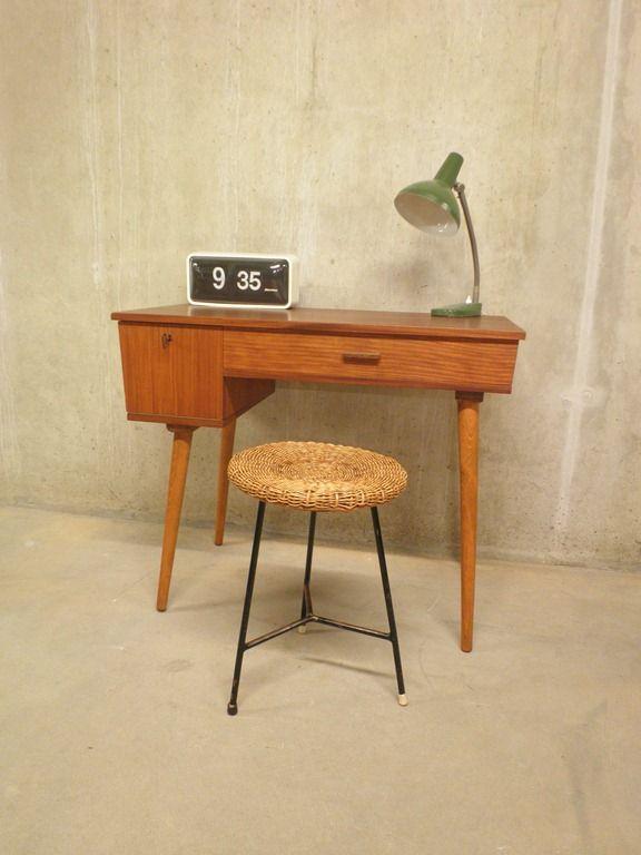 Minimalistische bureau Deense stijl |