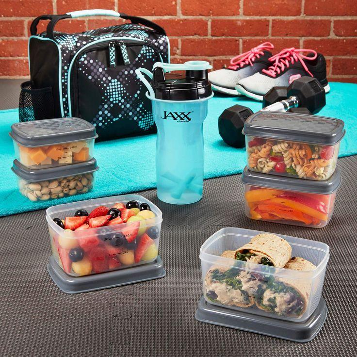 Jaxx FitPak Meal Prep Bag