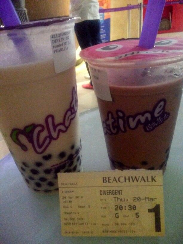 Time to chatime #chatime