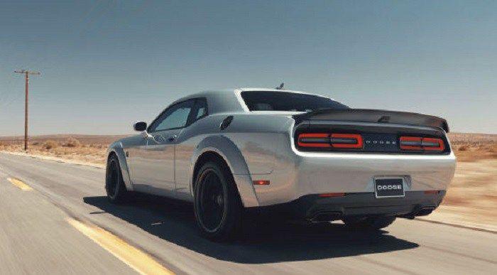 42+ Dodge challenger 2018 4 door inspirations