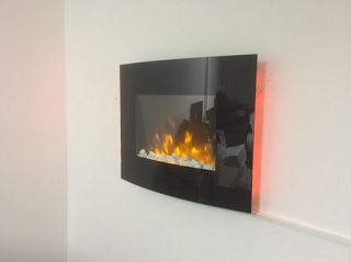 Buy Wall Mounted Electric Fires Online: Stylish and Modern Electric Fires and Surrounds