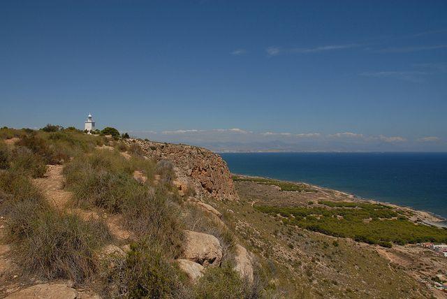 Far del Cap de Santa Pola o Torre Talayola (Santa Pola)
