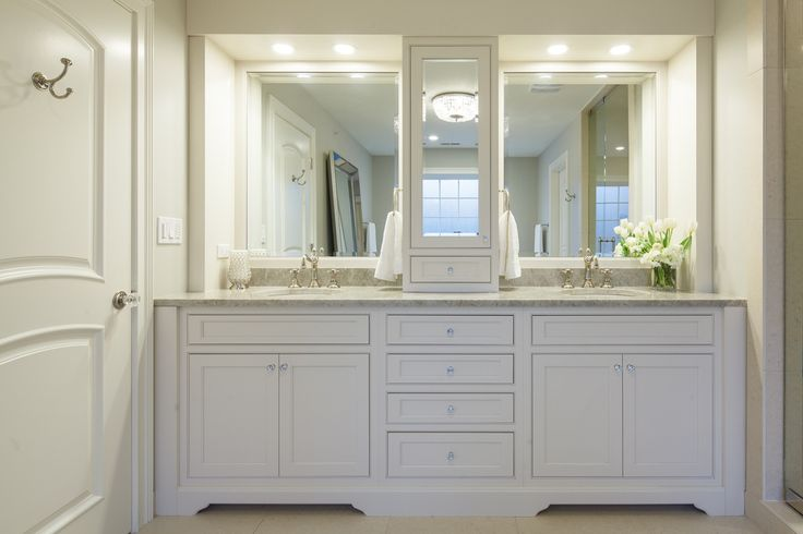 Traditional Master Bathroom With Legion Furniture Double Sink Bathroom Vanity Undermount Sink