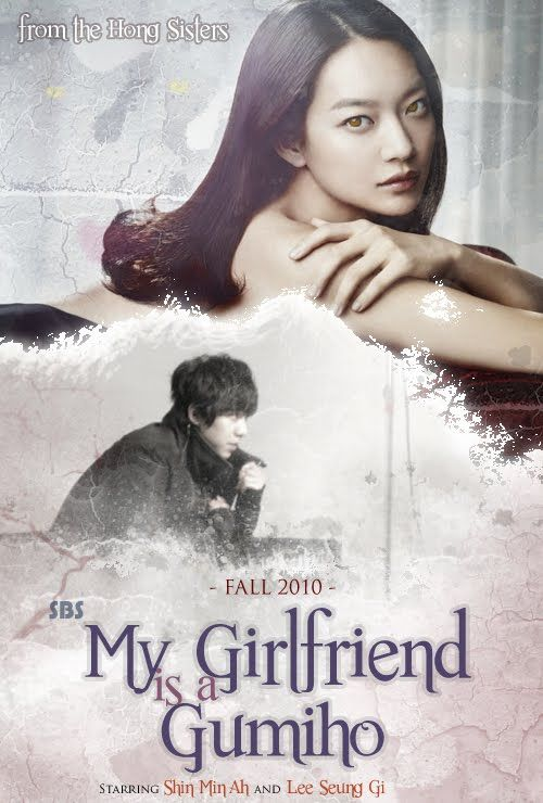 My Girlfriend is a Gumiho (Nine-Tailed Fox) - all time FAVORITE KOREAN DRAMA <3