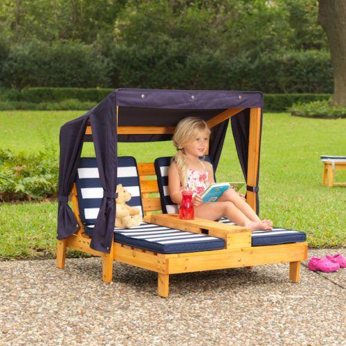 muebles de jardín para niños