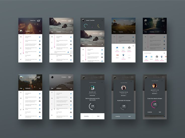 A few random explorations -- Uber for Work! Let other's do your job!