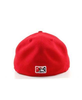 New Era Tri-City ValleyCats MiLB 59FIFTY Cap - Red 7 3/8
