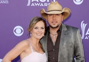 It's official: Jason Aldean and his wife Jessica Ussery have split. The country star, 36, filed for divorce from his estranged spouse on April 26, according to court documents obtained by People magazine. Aldean cited irreconcilable differences as the reason for the break-up.