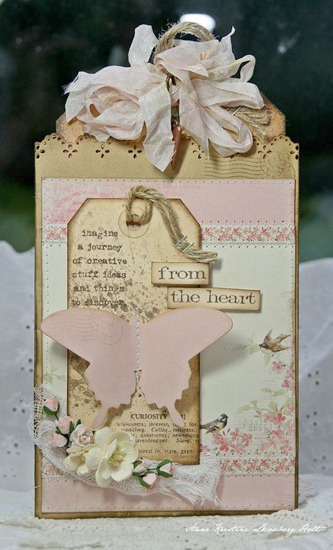 From the heart by Anne Kristine for Pion Design