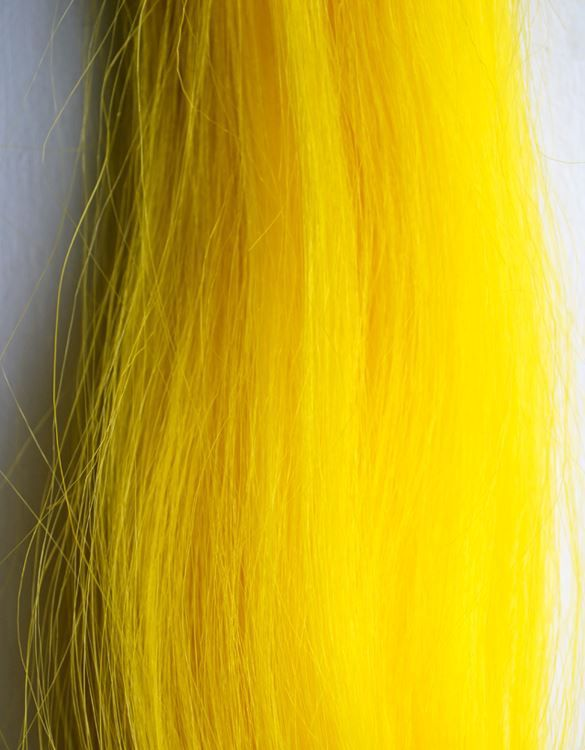 Canary Yellow Synthetic Weave
