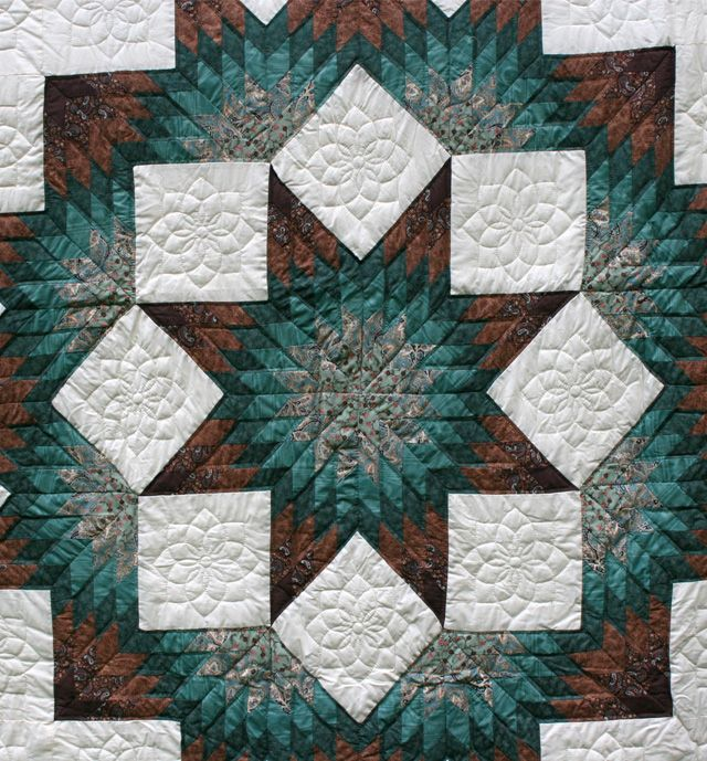 88 Best Lone And Broken Star Quilts Images On Pinterest