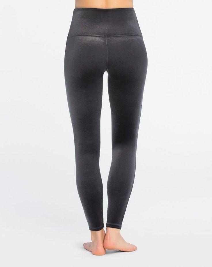 <ul> <li>The slim's built in – shaping waistband</li> <li>Velvet fabric offers a body-skimming fit, flattering coverage and a super comfortable feel</li> <li>Care Instructions: Hand wash cold with like colors inside out. Do not bleach. Lay flat to dry. Do not iron.</li> <li>Imported</li> <li>94% Nylon, 6% Spandex/Elastane</li> </ul>