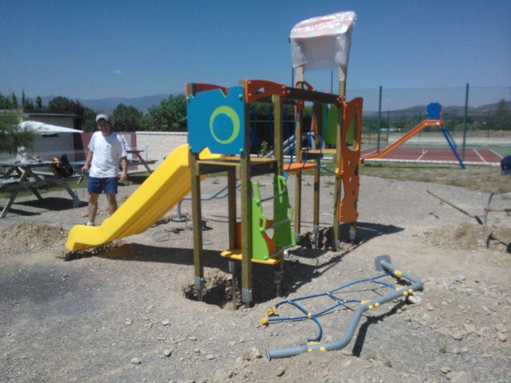 planificación y construcción de parques