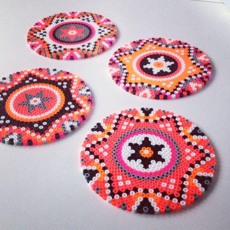 melty Hama beads