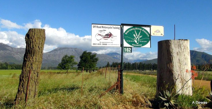 Western Cape North of Wellington
