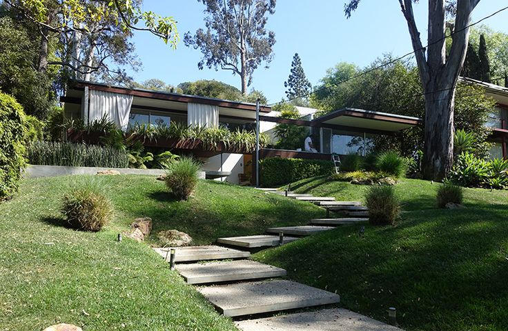 O'Hara House, Richard Neutra