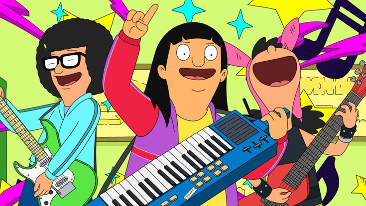 """If you love to sing along to """"Bad Stuff Happens in the Bathroom,"""" then this """"Bob's Burgers"""" 112-song soundtrack is perfect for you."""