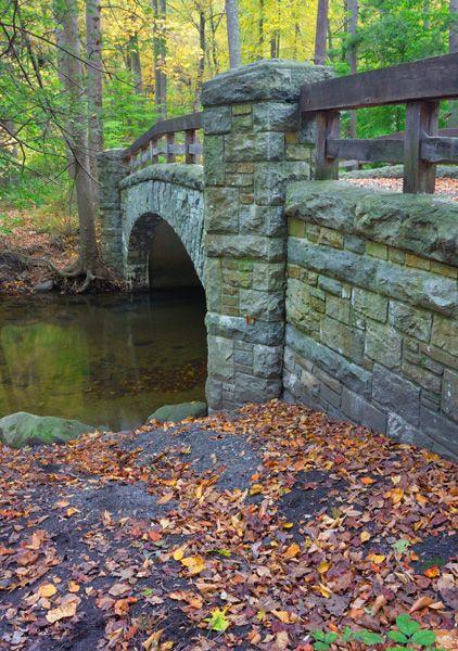 The Real Sleepy Hollow - The Headless Horseman Bridge