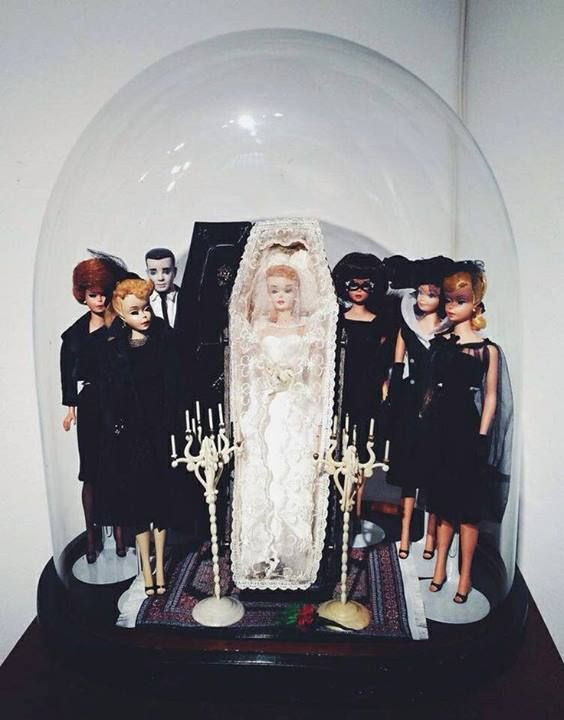 Why didn't I have this?   CONFESSIONS OF A FUNERAL DIRECTOR » Funeral Barbie