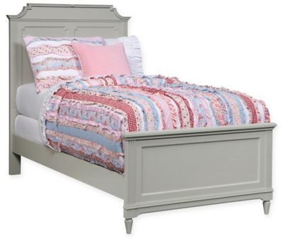 Stanley Furniture Stone & LeighTM by Clementine Court Twin Panel Bed in Spoon