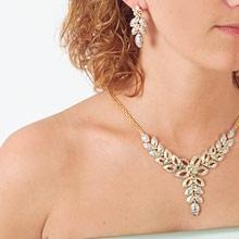Fine jewellery for brides