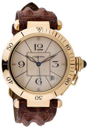 Cartier Pasha Automatic Watch
