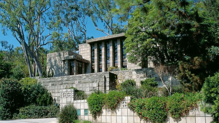 Frank Lloyd Wright's Storer House Finally Finds a Buyer