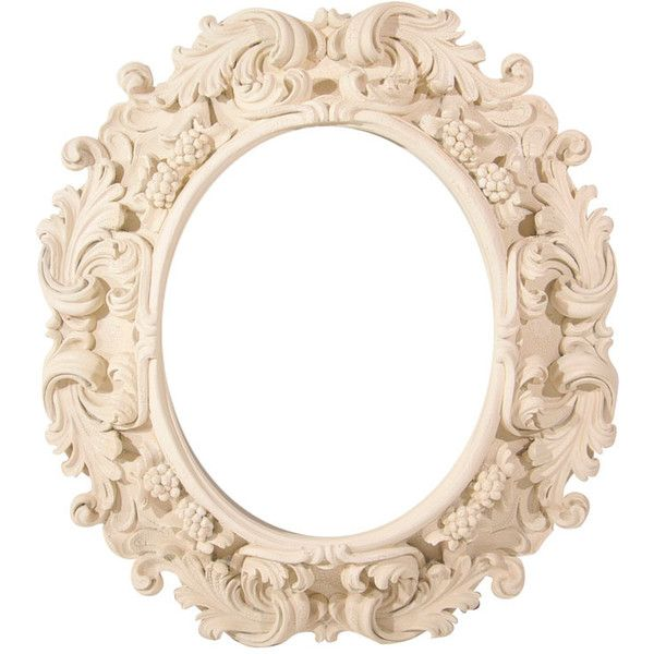 APF Master Frame Makers - Cast Baroque French-Style Frame - 1stdibs found on Polyvore