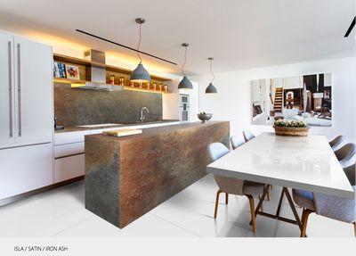 Ceramic worktops - TRUE handleless kitchens.co.uk