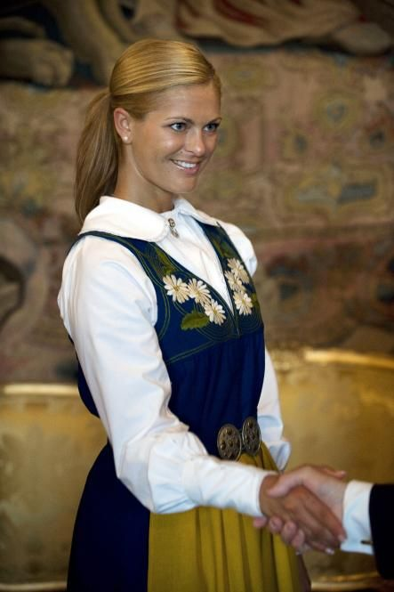 The Local: Princess Madeleine on National Day, June 6, 2008