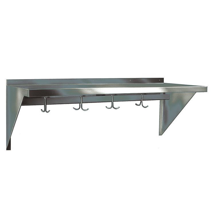 Wall Mounted Metal Shelf 50 best wall mounted shelves images on pinterest | shelf wall