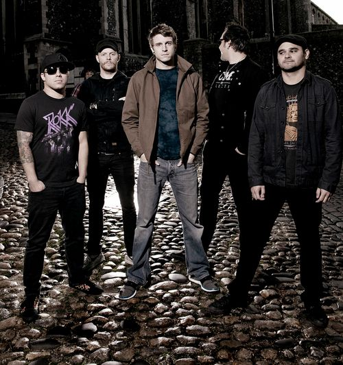 Atreyu - one of my fave bands