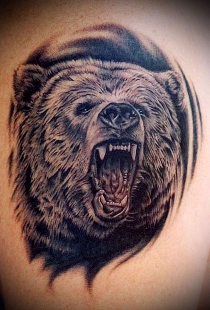открытки что означает картинка медведя нива