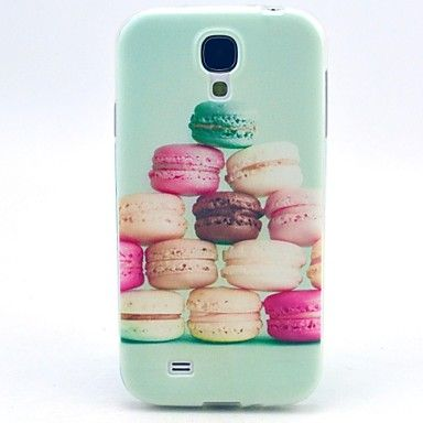 kleurrijke hamburg TPU zachte hoes voor Samsung Galaxy S4 Mini i9190 – EUR € 3.79