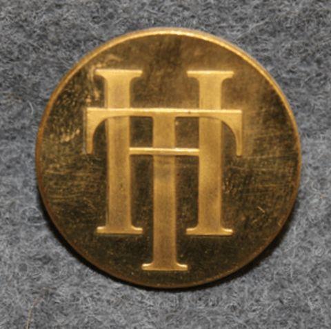 TH tai HT. 26mm kullattu