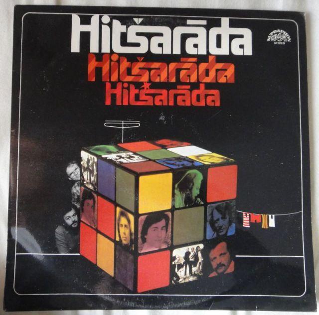 LP Hitšaráda (Supraphon)