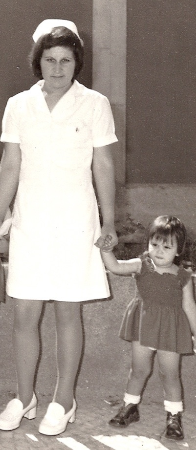 My Mother Rosa, Nurse.