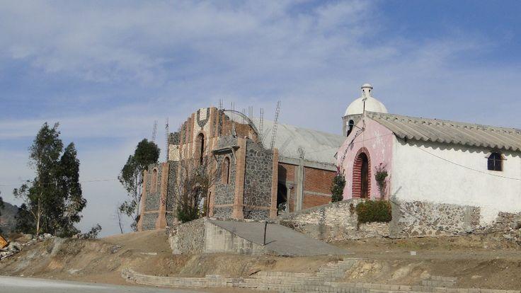 Sedesol financió la construcción de cuatro iglesias católicas en Hidalgo - La Jornada