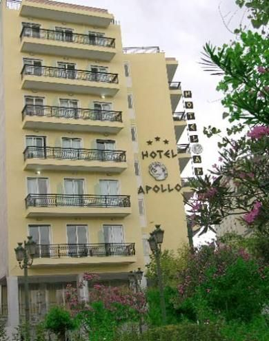 Hotel Apollo - Athens