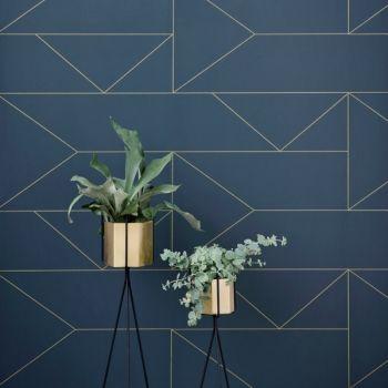 Ferm Living Hexagon pot, XL | Herb/flower pots | Kitchenware | Finnish Design Shop
