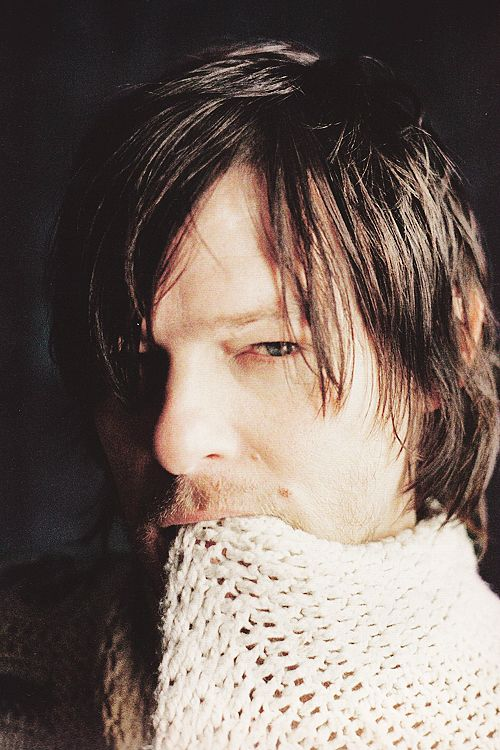 Norman Reedus (I need a minute...)
