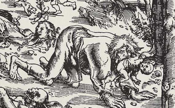 A Wolfish Reflection: A Literary Analysis of the Werewolf Story in 'The King's Mirror' - Medievalists.net