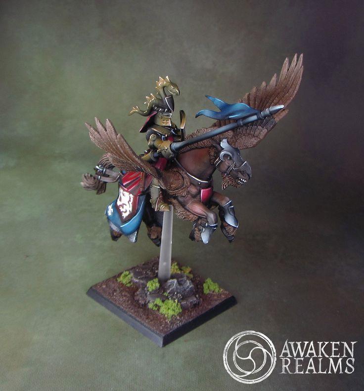 Bretonnian Cavalry by Awaken Realms - Forum - DakkaDakka   An island of sanity in the chaos of the interweb.