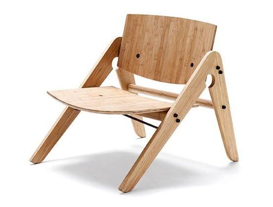 We Do Wood Komplett, Lounge Chair (Supergoods)
