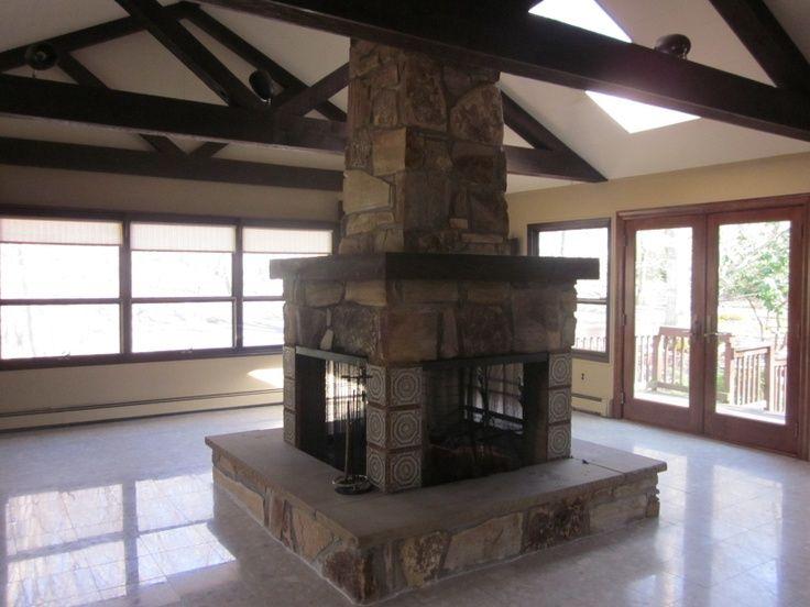 four sided fireplace | diederik sjardijn 7 days ago a 4 sided fireplace what tom john miller ...