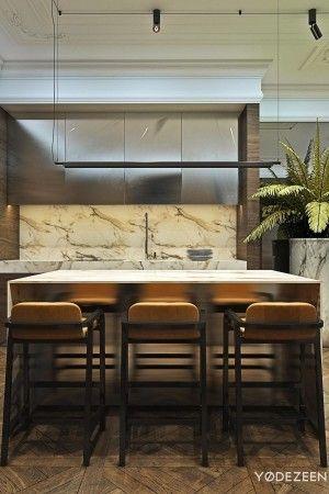 17 beste idee n over studeerkamer ontwerp op pinterest gedeeld kantoor ingebouwde - Entree appartement ontwerp ...