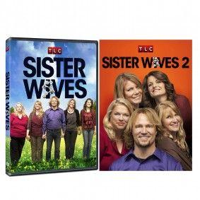 Sister Wives Seasons 1 & 2 DVD Set $29.99 #SisterWives ...