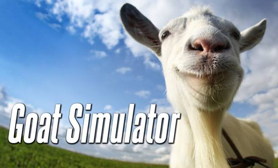 #giveaway Goat Simulator (PC/Mac) [Steam Key] - Ends 1/9/16