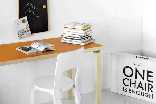 Alvar Aalto tables