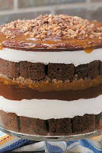 Caramel Chocolate Trifle from Walnut Creek Cheese - Amish Country's Finest Foods